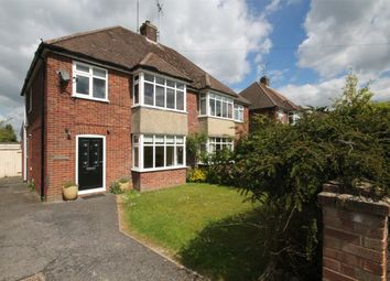 Thumbnail 3 bed semi-detached house for sale in Montgomery Road, Newbury