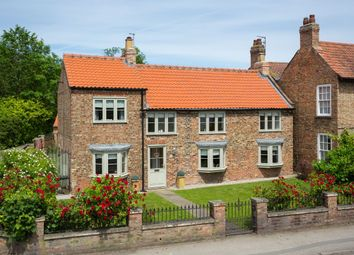 Thumbnail 4 bedroom semi-detached house for sale in The Village, Strensall, York