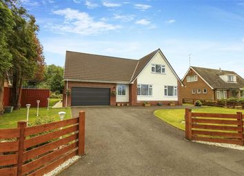 Thumbnail 4 bed detached house for sale in Errington Road, Ponteland, Northumberland