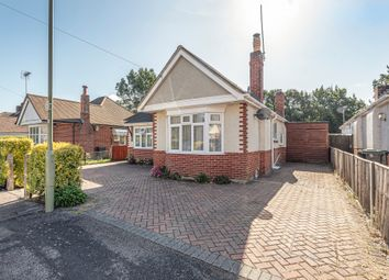 Thumbnail 3 bed detached bungalow for sale in Beechwood Avenue, Waterlooville