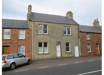 Thumbnail 4 bed terraced house for sale in Duns Road, Greenlaw