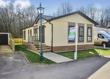 Longbeech Park, Canterbury Road, Charing, Kent TN27. 2 bed mobile/park home for sale