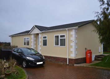 Thumbnail 2 bed detached bungalow for sale in Warrent Road, Stoke-On-Tern