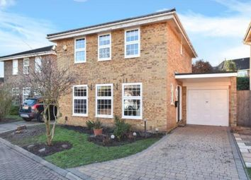 Thumbnail 4 bed detached house for sale in Paddock Close, Farnborough, Orpington