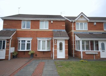 2 bed semi-detached house for sale in Broad Meadows, Kenton, Newcastle Upon Tyne NE3