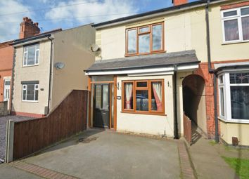 Thumbnail 2 bed semi-detached house for sale in Clarendon Road, Hinckley