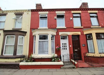 Thumbnail 3 bed terraced house for sale in Mallow Road, Kensington, Liverpool, Merseyside
