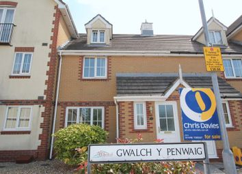 3 bed terraced house for sale in Gwalch Y Penwaig, Barry CF62