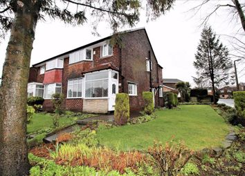 Thumbnail 3 bed semi-detached house for sale in Hastings Avenue, Whitefield, Whitefield Manchester