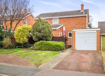 Thumbnail 5 bed detached house for sale in Abinger Way, Norwich