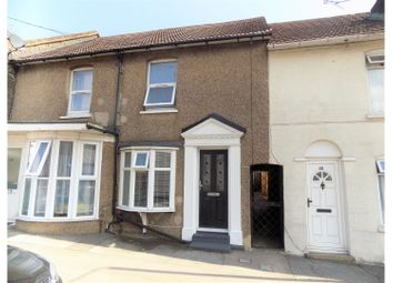 Thumbnail 2 bed terraced house for sale in St. Pauls Street, Sittingbourne