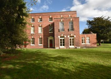 Thumbnail 1 bed flat to rent in Old Baskerville House, Barbourne Road, Worcester