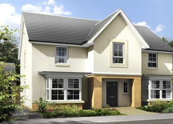 "Thumbnail 6 bedroom detached house for sale in ""Langholm"" at Barochan Road, Houston, Johnstone"