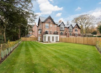 4 bed semi-detached house for sale in Village Mews, Shirleys Drive, Prestbury, Macclesfield SK10