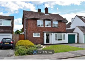 Thumbnail 4 bed detached house to rent in Kenton Road, Earley, Reading