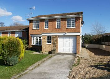 Thumbnail 4 bedroom detached house for sale in Gleneagles Close, Walton, Chesterfield, Derbyshire