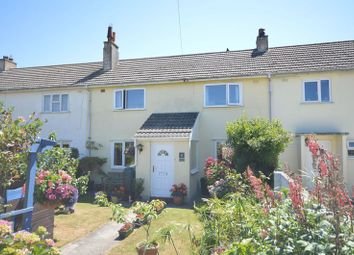 Thumbnail 3 bed terraced house for sale in Cubert, Newquay