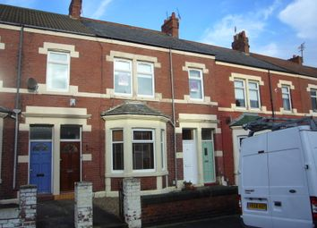 Thumbnail 3 bed flat to rent in Naters Street, Cullercoats