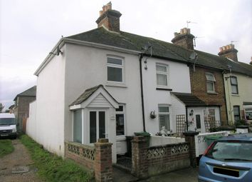 2 bed end terrace house for sale in Fort Road, Eastbourne BN22