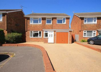 Thumbnail 4 bed detached house for sale in Chanctonbury Drive, Hastings, East Sussex