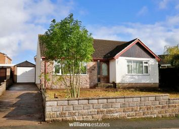 Thumbnail 3 bed detached bungalow for sale in Hillside Court, Holywell