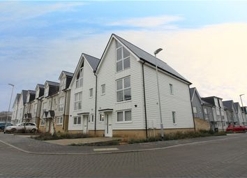 Thumbnail 2 bed semi-detached house for sale in Eaton Walk, Folkestone, Kent