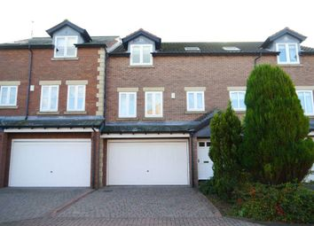 Thumbnail 3 bed terraced house for sale in Guardians Court, North Road, Ponteland