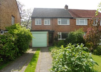 Thumbnail 3 bed semi-detached house for sale in Rushleigh Road, Shirley, Solihull