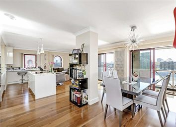 Thumbnail 2 bed flat for sale in Watermans Quay, Fulham, London
