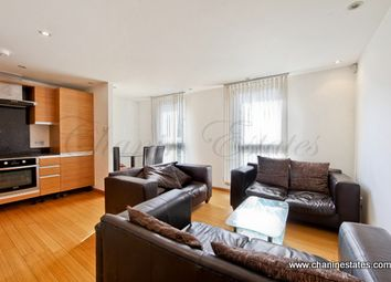Thumbnail 1 bed flat to rent in Helion Court, Canary Wharf