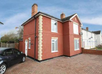Thumbnail 3 bedroom semi-detached house for sale in Waltham Avenue, Leicester, Leicestershire