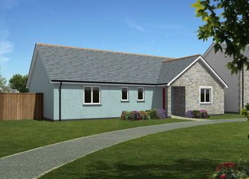 Thumbnail 2 bed terraced bungalow for sale in Trevelyan Road, Illogan, Redruth, Cornwall