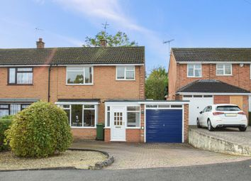 Thumbnail 3 bed semi-detached house for sale in Wendron Close, Stoney Hill, Bromsgrove