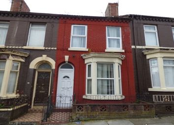 Thumbnail 2 bedroom terraced house to rent in Springbank Road, Anfield, Liverpool