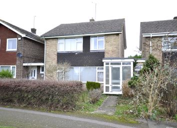 3 bed link-detached house for sale in Farmers Close, Witney, Oxfordshire OX28
