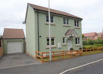 Thumbnail 3 bedroom semi-detached house for sale in Larkspur Drive, Highweek, Newton Abbot, Devon.