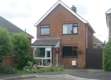 Thumbnail 3 bed detached house to rent in Fulwood Close, Chilwell