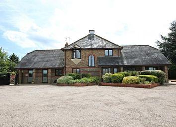 Thumbnail 5 bedroom detached house to rent in Parsonage Lane, Sawbridgeworth, Herts