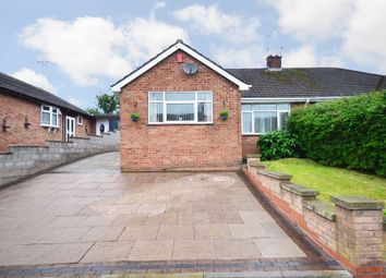 Thumbnail 2 bed bungalow for sale in Combe Drive, Meir Heath