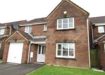 Thumbnail 4 bed detached house for sale in Ffordd Y Wiwer, Tregof Village, Swansea Vale, Swansea, West Glamorgan