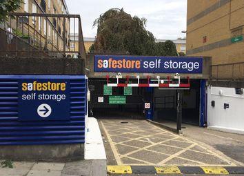 Thumbnail Warehouse to let in Safestore Self Storage, Plender Street, Camden Town, London