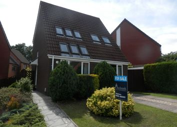 Thumbnail 3 bedroom detached house for sale in Five Locks Close, Pontnewydd, Cwmbran