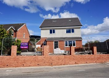 Thumbnail 4 bed detached house for sale in Cae Coper, Cwmavon