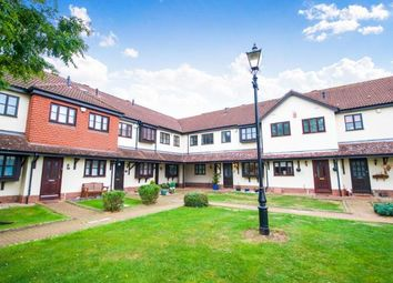 Thumbnail 2 bed terraced house for sale in Firs Wood Close, Coopers Lane Road, Potters Bar, Hertfordshire