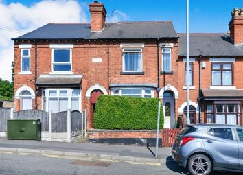Thumbnail 3 bed terraced house for sale in Common Road, Huthwaite, Nottinghamshire, Notts