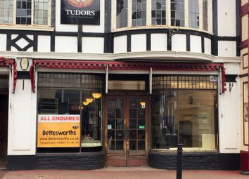 Thumbnail Restaurant/cafe for sale in Fore Street, Torquay