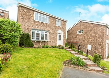 Thumbnail 3 bed detached house for sale in Barrett Rise, Malvern