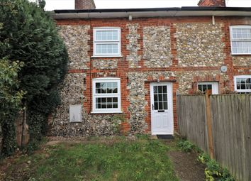 Thumbnail 2 bed cottage to rent in Westfield Road, Toftwood