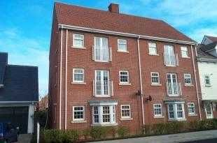 Thumbnail 2 bed flat for sale in Burnell Gate, Springfield, Chelmsford