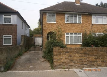 Thumbnail 4 bed semi-detached house to rent in St Stephens Altwood, Hounslow